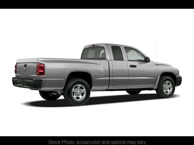 Used 2007  Dodge Dakota 2WD Club Cab ST at Maxx Loans USA near Saline, MI