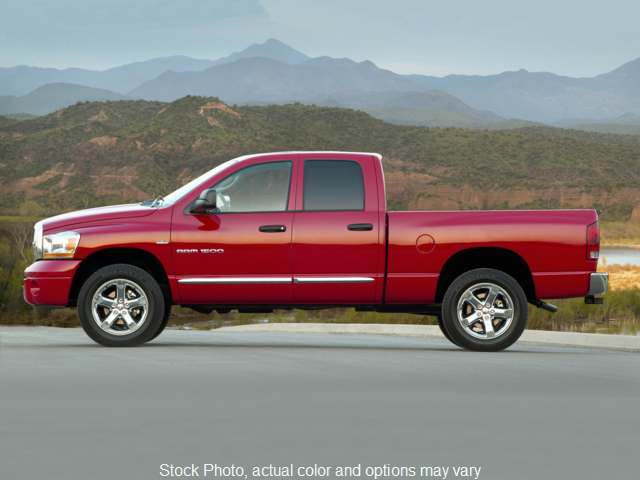 Used 2007  Dodge Ram 1500 2WD Quad Cab SLT at The Gilstrap Family Dealerships near Easley, SC