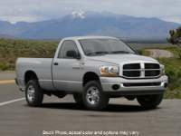 Used 2007  Dodge Ram 2500 2WD Reg Cab SLT at Oxendale Auto Outlet near Winslow, AZ
