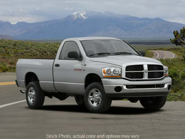 2007 Dodge Ram 3500 4WD Reg Cab SLT Diesel at Ubersox Used Car Superstore near Monroe, WI