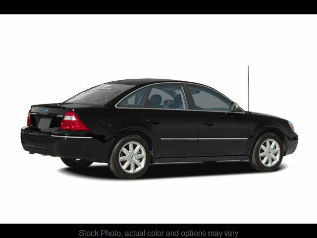Used 2007  Ford Five Hundred 4d Sedan SEL at Good Wheels near Ellwood City, PA