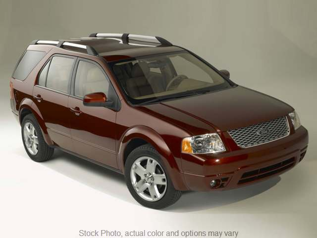 Used 2007  Ford Freestyle 4d SUV 2WD SEL at Good Wheels Calcutta near East Liverpool, OH