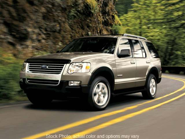 2007 Ford Explorer 4d SUV 4WD Limited V6 at Mike Burkart Ford near Plymouth, WI