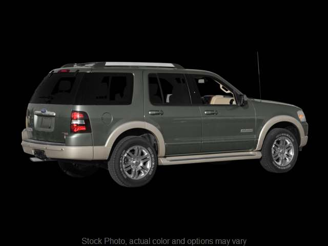 Used 2007  Ford Explorer 4d SUV 4WD Limited V6 at Mike Burkart Ford near Plymouth, WI