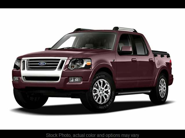 2007 Ford Explorer Sport Trac 4d SUV 2WD Limited V6 at Mattingly Motors near Metairie, LA