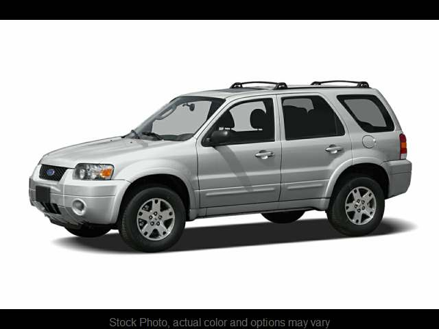 2007 Ford Escape 4d SUV 4WD XLT Sport at Good Wheels near Ellwood City, PA