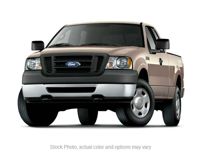 Used 2008 Ford F150 2WD Reg Cab XLT at Shields Auto Center near Rantoul, IL
