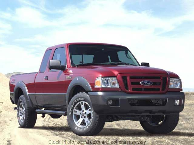 2007 Ford Ranger 2WD Supercab Sport 2d at Good Wheels near Ellwood City, PA