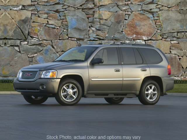 2007 GMC Envoy 4d SUV 4WD SLT at Good Wheels near Ellwood City, PA