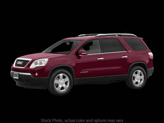 Used 2007  GMC Acadia 4d SUV FWD SLT-2 at Carriker Auto Outlet near Knoxville, IA