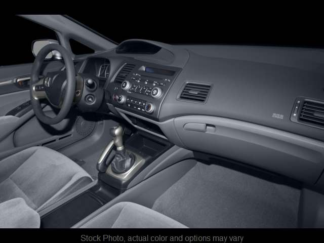 Used 2007  Honda Civic Sedan 4d LX Auto at Action Auto Group near Oxford, MS