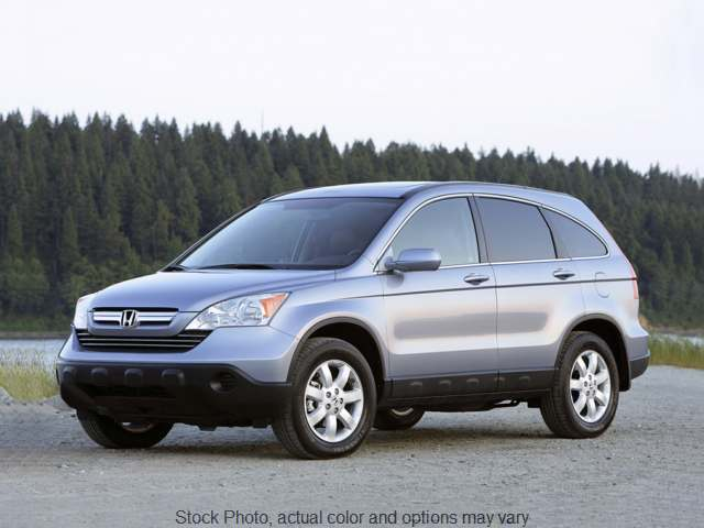 Used 2007  Honda CR-V 4d SUV 4WD LX at Action Auto Group near Oxford, MS