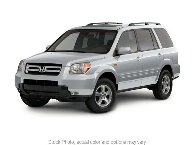Used 2007  Honda Pilot 4d SUV 4WD EX-L w/DVD at Frank Leta Automotive Outlet near Bridgeton, MO
