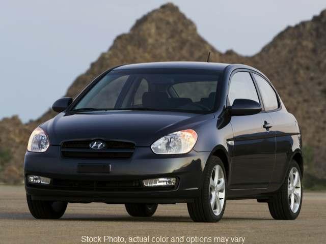 Used 2007  Hyundai Accent 3d Hatchback GS Auto at Camacho Mitsubishi near Palmdale, CA