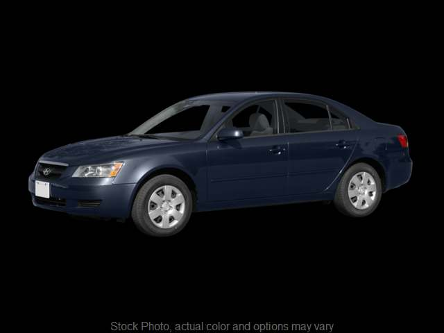Used 2007  Hyundai Sonata 4d Sedan SE w/XM at Griffin Mitsubishi near Monroe, NC