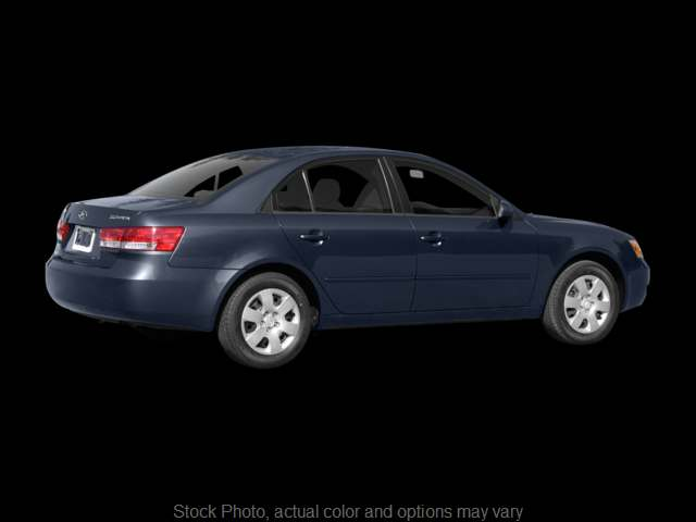 Used 2007  Hyundai Sonata 4d Sedan Limited at Action Auto Group near Oxford, MS