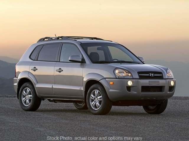 Used 2007  Hyundai Tucson 4d SUV 4WD Limited at Good Wheels near Ellwood City, PA