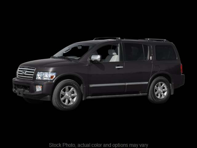 Used 2007  Infiniti QX56 4d SUV 4WD at Kroll Auto Sales near Marion, IA