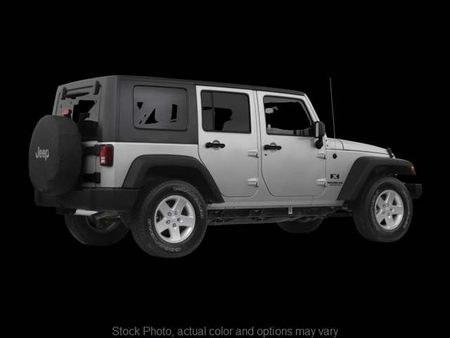 Used 2007  Jeep Wrangler Unlimited 4d Convertible 4WD Sahara at City Wide Auto Credit near Toledo, OH