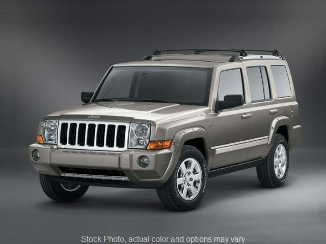 Used 2007  Jeep Commander 4d SUV 2WD Sport (V8) at CarTopia near Kyle, TX