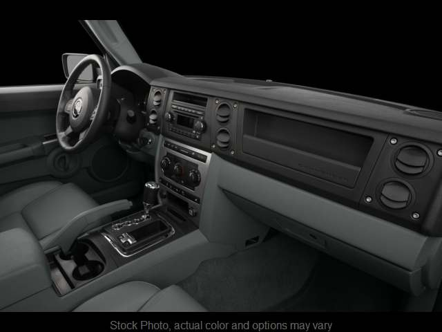 Used 2007  Jeep Commander 4d SUV 4WD Rocky Mtn (V6) at The Gilstrap Family Dealerships near Easley, SC