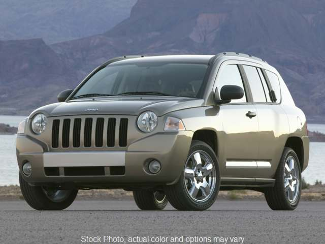 2007 Jeep Compass 4d SUV FWD Limited at Express Auto near Kalamazoo, MI