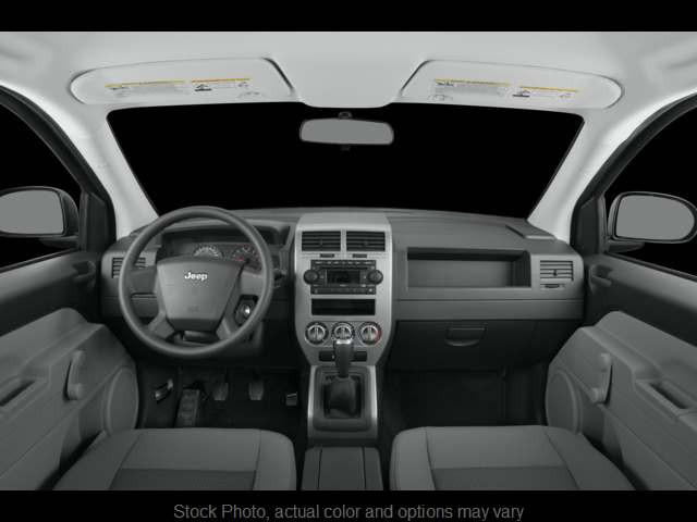 Used 2007  Jeep Compass 4d SUV 4WD at Action Auto Group near Oxford, MS