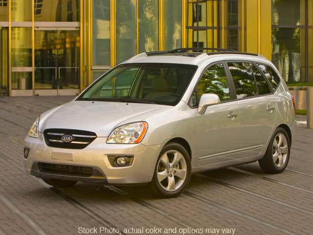2007 Kia Rondo 4d Wagon EX at Action Auto Group near Oxford, MS