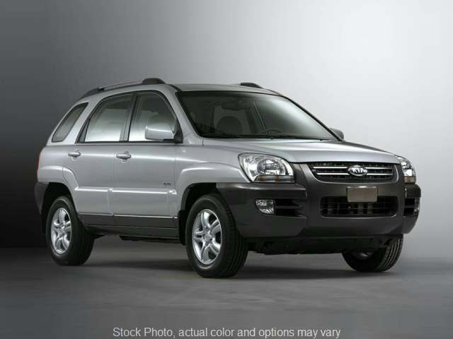 Used 2007  Kia Sportage 4d SUV 4WD LX at Good Wheels near Ellwood City, PA