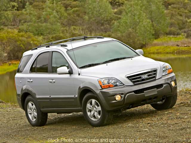 Used 2007  Kia Sorento 4d SUV 2WD at Edd Kirby's Adventure Mitsubishi near Chattanooga, TN