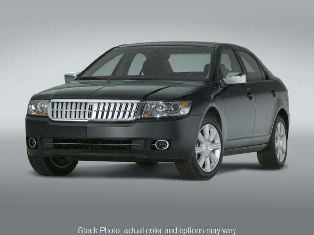 2007 Lincoln MKZ 4d Sedan AWD at Graham Auto Group near Mansfield, OH