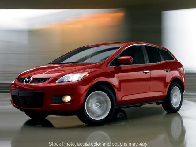 2007 Mazda CX-7 4d SUV AWD Sport at Action Auto Group near Oxford, MS