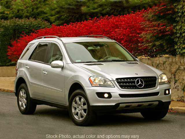 2007 Mercedes-Benz M-Class 4d SUV ML350 at My Car Auto Sales near Lakewood, NJ