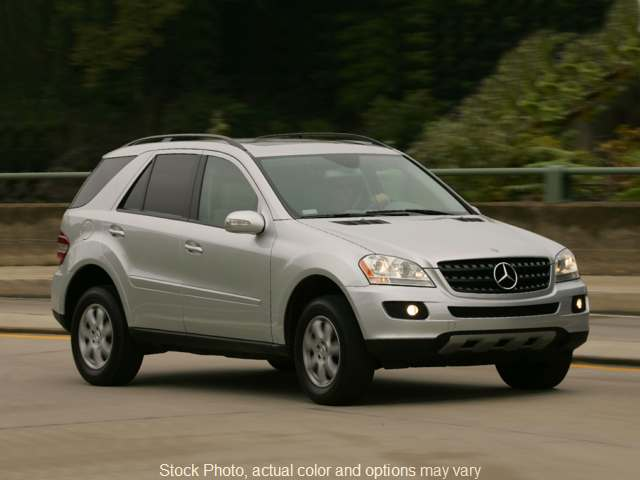 Used 2007  Mercedes-Benz M-Class 4d SUV ML350 at My Car Auto Sales near Lakewood, NJ