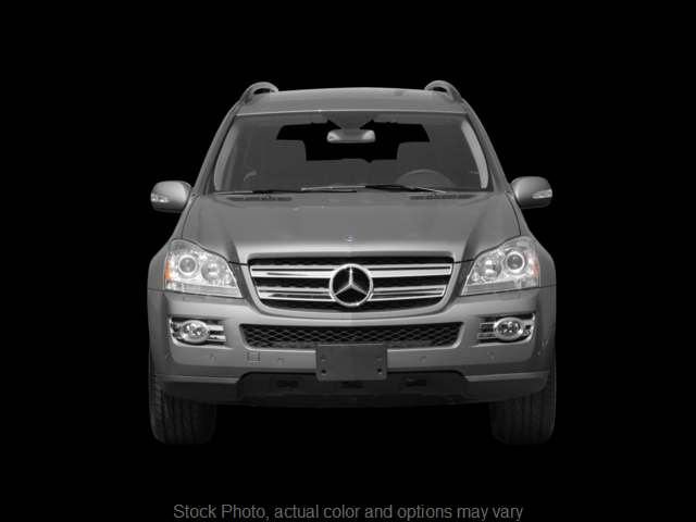2007 mercedes benz gl class 4d suv gl450 tacoma car. Black Bedroom Furniture Sets. Home Design Ideas