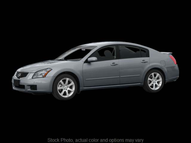 Used 2007  Nissan Maxima 4d Sedan SE at Good Wheels near Ellwood City, PA