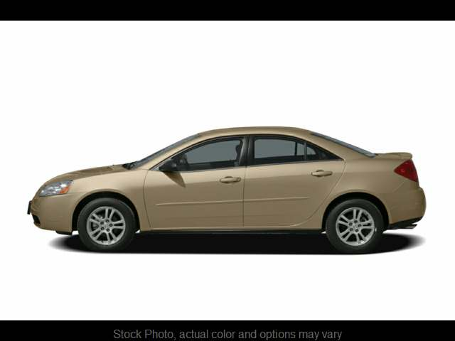 Used 2007  Pontiac G6 4d Sedan V6 at Express Auto near Kalamazoo, MI