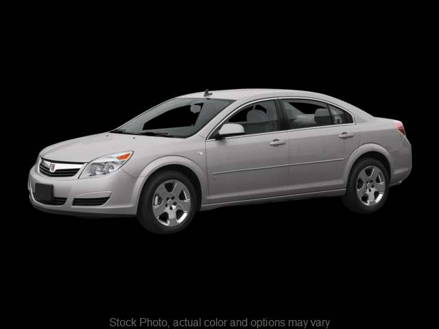 Used 2007  Saturn Aura 4d Sedan XE at Camacho Mitsubishi near Palmdale, CA