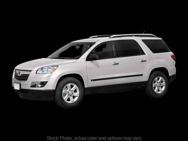 Used 2007  Saturn Outlook 4d SUV AWD XE at Mike Burkart Ford near Plymouth, WI