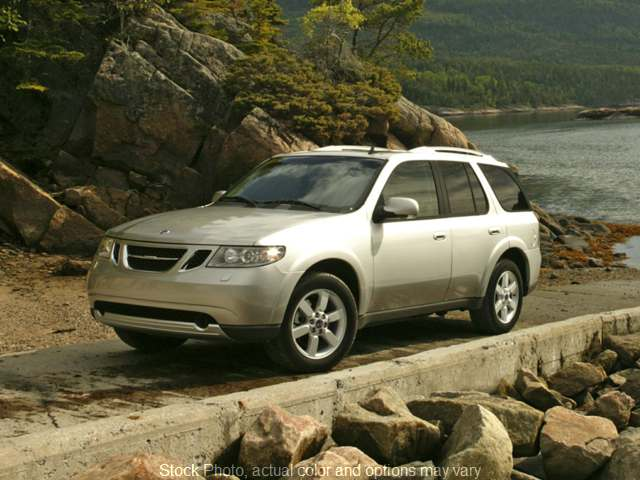 Used 2007  Saab 9-7X Series 4d SUV AWD 5.3i at Springfield Select Autos near Springfield, IL