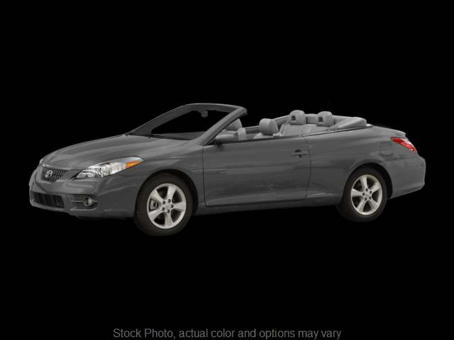 Used 2007  Toyota Solara 2d Convertible SLE at Graham Auto Group near Mansfield, OH