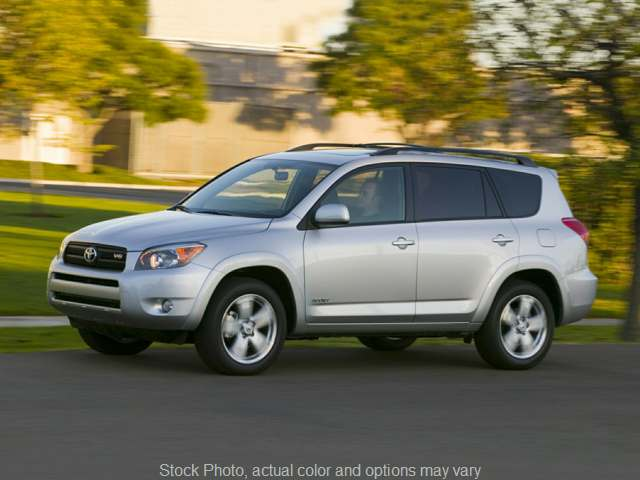 Used 2007  Toyota RAV4 4d SUV FWD Limited (V6) at Credit Now Auto Inc near Huntsville, AL
