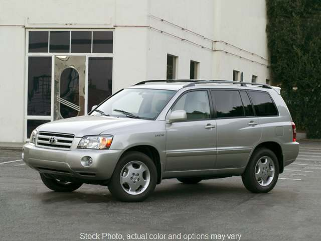 2006 Toyota Highlander 4d SUV AWD V6 at Good Wheels near Ellwood City, PA