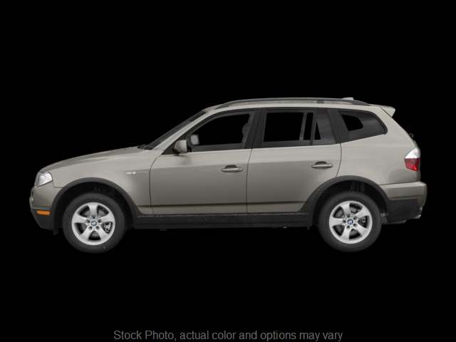 Used 2008  BMW X3 4d SAV 3.0si at Good Wheels near Ellwood City, PA