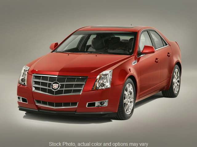 2008 Cadillac CTS 4d Sedan AWD at OK Auto Mart near Lansing , MI