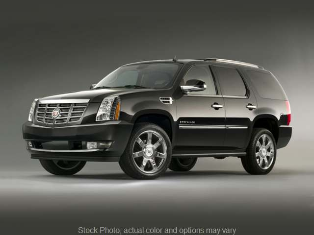 2008 Cadillac Escalade 4d SUV AWD at VA Cars of Tri-Cities near Hopewell, VA