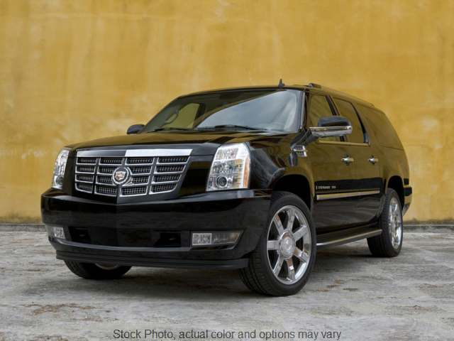 2008 Cadillac Escalade ESV 4d SUV AWD Platinum at The Gilstrap Family Dealerships near Easley, SC