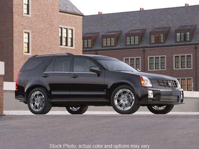 Used 2008  Cadillac SRX 4d SUV AWD V6 at Metro Auto Sales near Philadelphia, PA