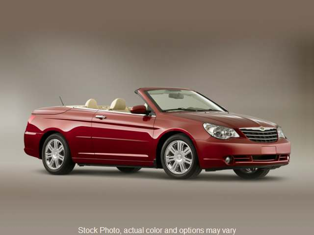 2008 Chrysler Sebring 2d Convertible Touring at Camacho Mitsubishi near Palmdale, CA