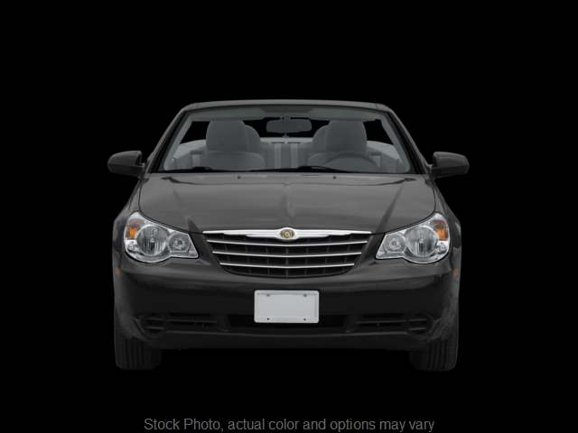 Used 2008  Chrysler Sebring 2d Convertible Touring at Carriker Auto Outlet near Knoxville, IA
